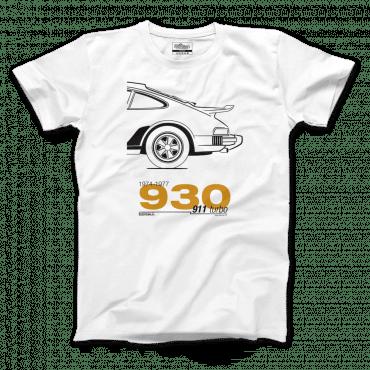 Koszulka Porsche 911 930 turbo