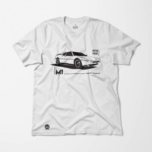 Koszulka z BMW M1