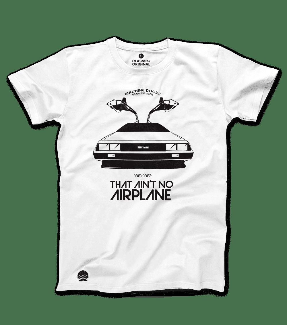 Koszulka DeLorean DMC-12