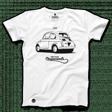 T-shirt Fiat 500 Grande Passione Cinquecento