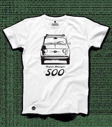 Fiat 500 Klasyczna Włoszczyzna
