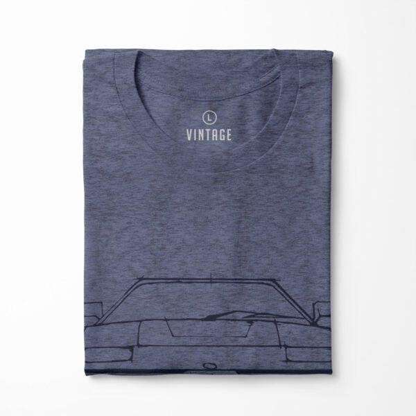 Koszulka z BMW M1 - BLUE