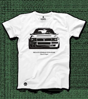 T-shirt Lancia Delta Integrale Evoluzione