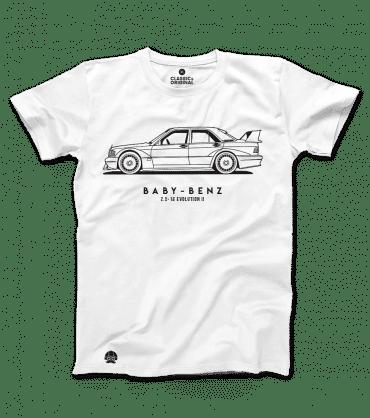 Koszulka Baby-Benz Mercedes-Benz