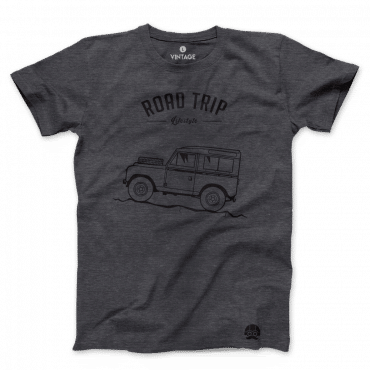 T-shirt Road Trip lifestyle Defender