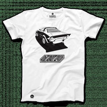 Koszulka Motoryzacyjna Lancia Stratos