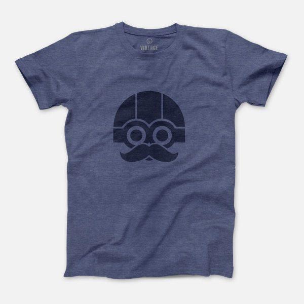 Koszulka Rajdowiec - Niebieski