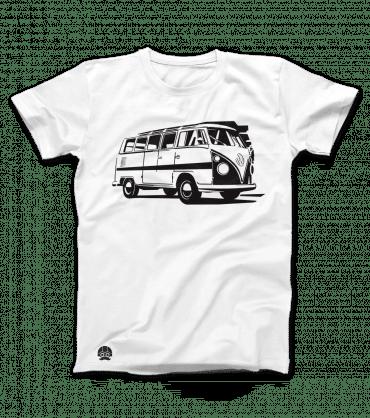 Koszulka z samochodem VW T1