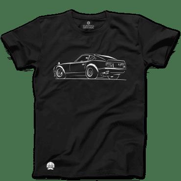 Koszulka z samochodem JDM Nissan Fairlady 280Z