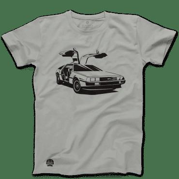 Koszulka Powrót do Przyszłości Delorean DMC12