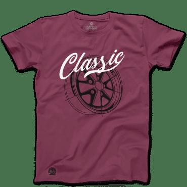 Koszulka Porsche FUCHS Classic