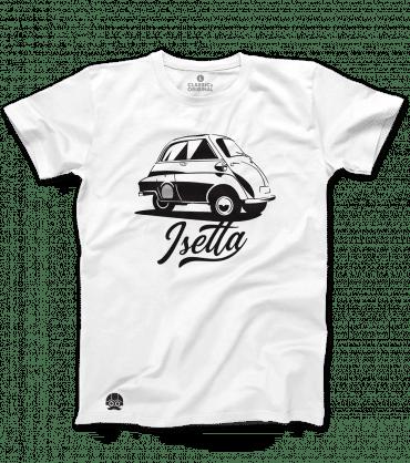 T-shirt motoryzacyja klasyczna BMW ISETTA