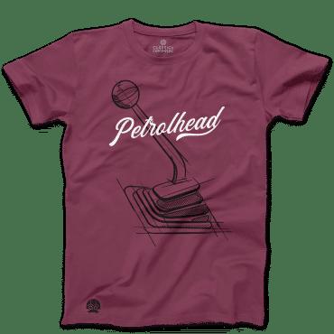 T-shirt motoryzacyjny petrolhead