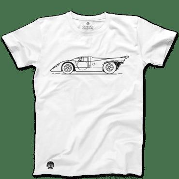 T-shirt Porsche 917 Le Mans