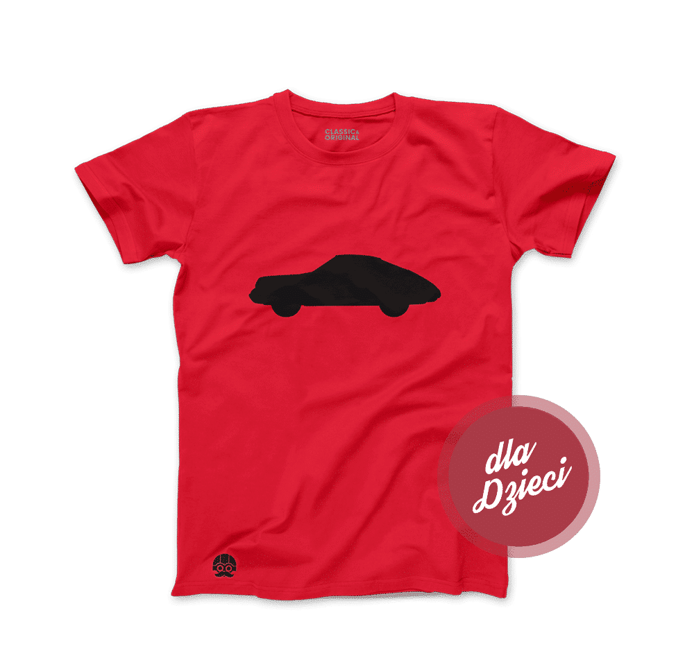 Koszulka dziecięca z Porsche 911