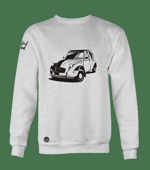 bluza samochodowa citroen 2cv