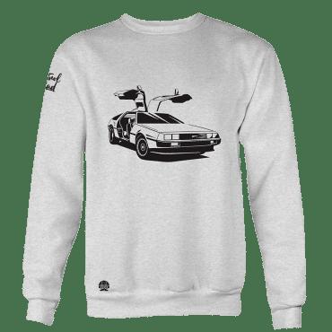 Bluza Powrót do Przyszłości z Delorean DMC12