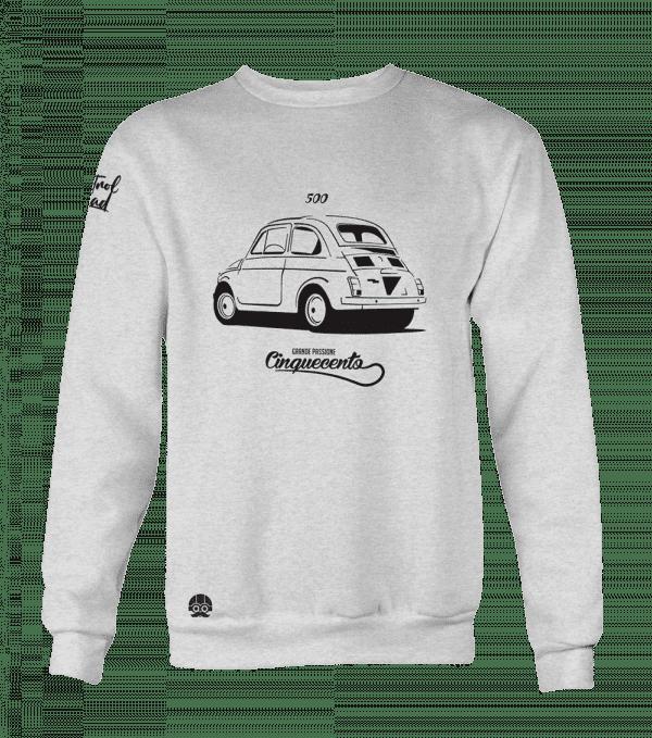 bluza z włoskim klasykiem Fiat 400