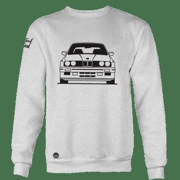 bluza z samochodem BMW M3 E30