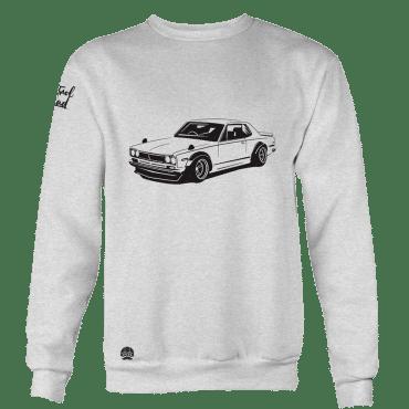 bluza bez kaptura nissan 2000 GTR