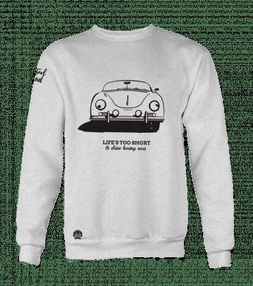 Bluza bez kaptura porsche 356