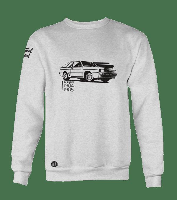 bluza samochodowa audi quattro