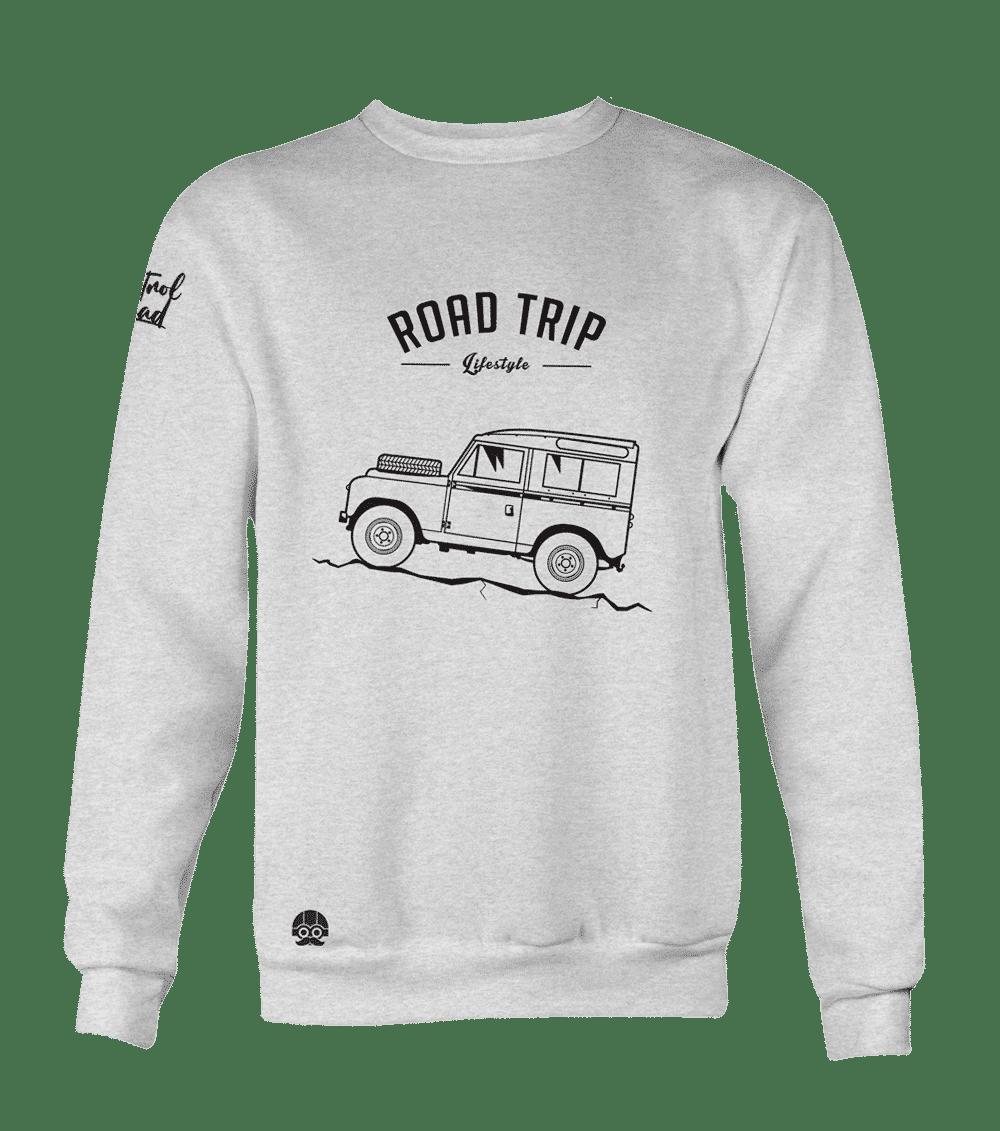 bluza motoryzacyjna land rover defender road trip