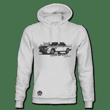 Bluzy motoryzacyjne z samochodem BMW CSL Batmobile