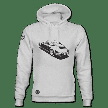 Bluza szara Porsche 911