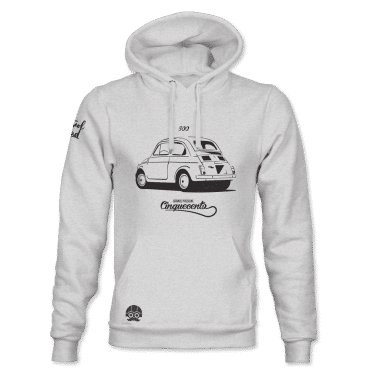 bluza z samochodami fiat 500