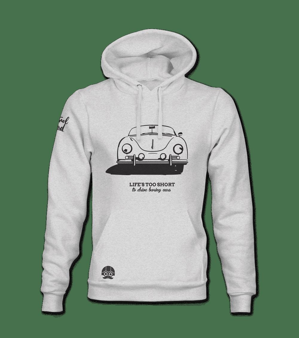 bluza z kapturem porsche 356