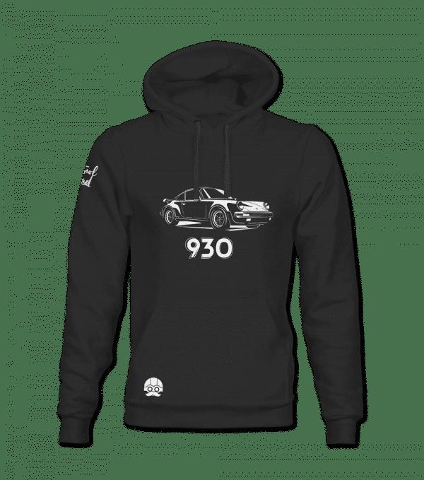 bluza z kapturem porsche 911 930 turbo