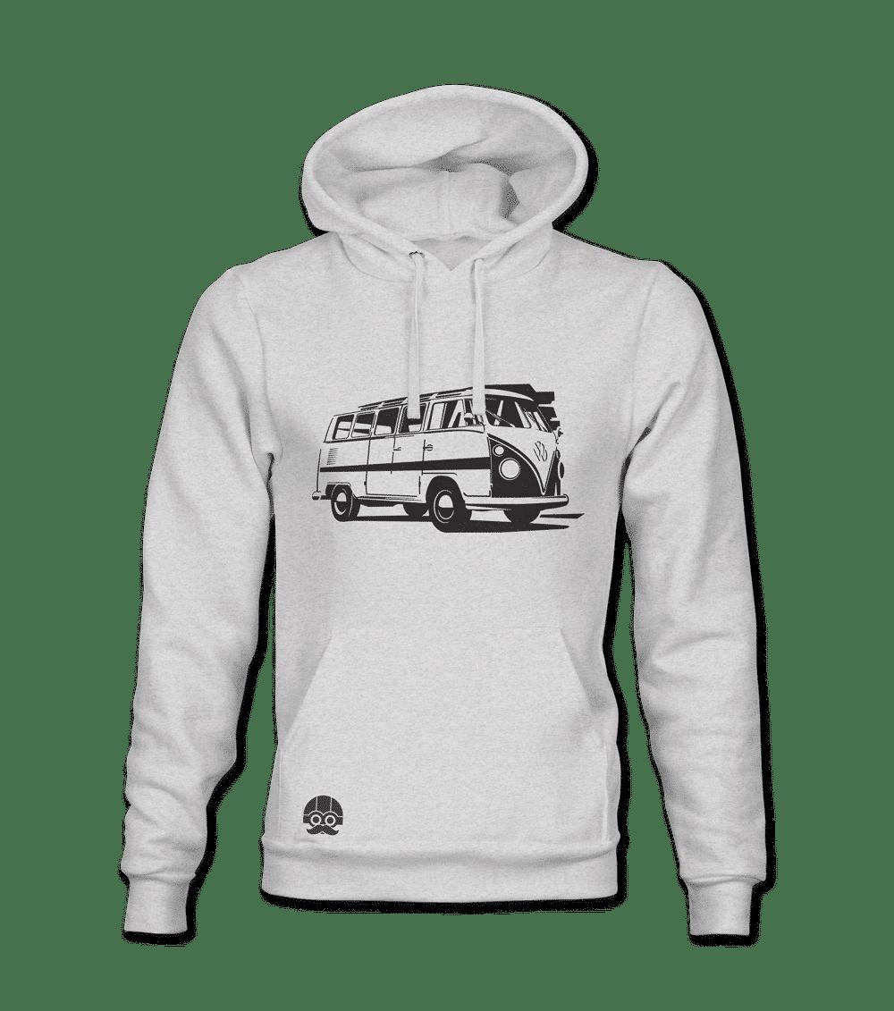 Bluza z kapturem Volkswagen Transporter Ogórek