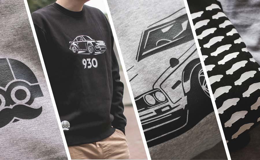 bluzy motoryzacyjna dla fanów samochodów