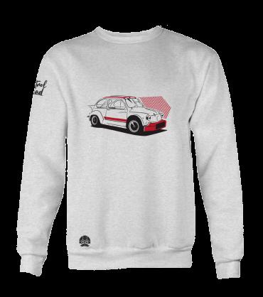 Bluza z Fiatem ABARTH 1000TC