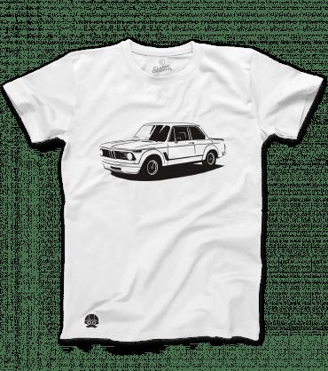 t-shirt dla fanów bmw turbo