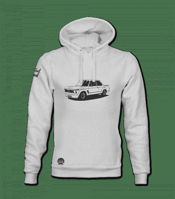 Bluza z kapturem na prezent dla chłopaka BMW TURBO