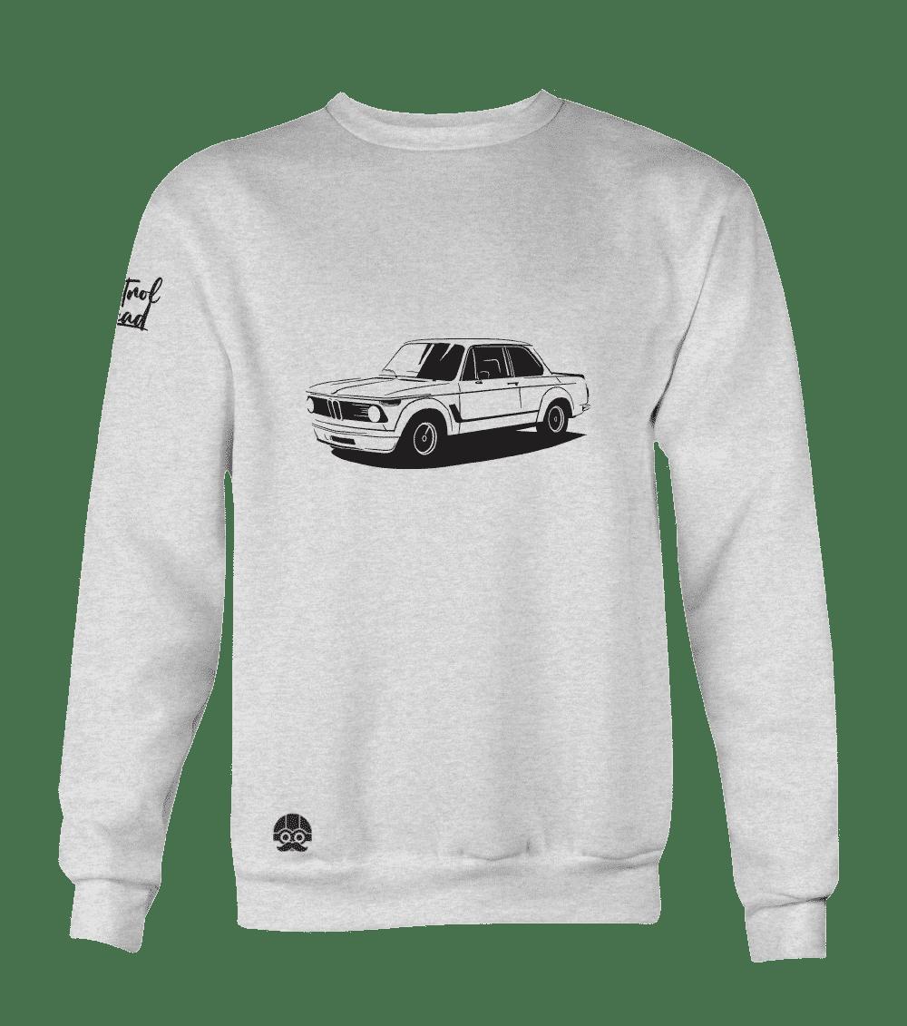 BLUZA dla fana klasycznej motoryzacji BMW