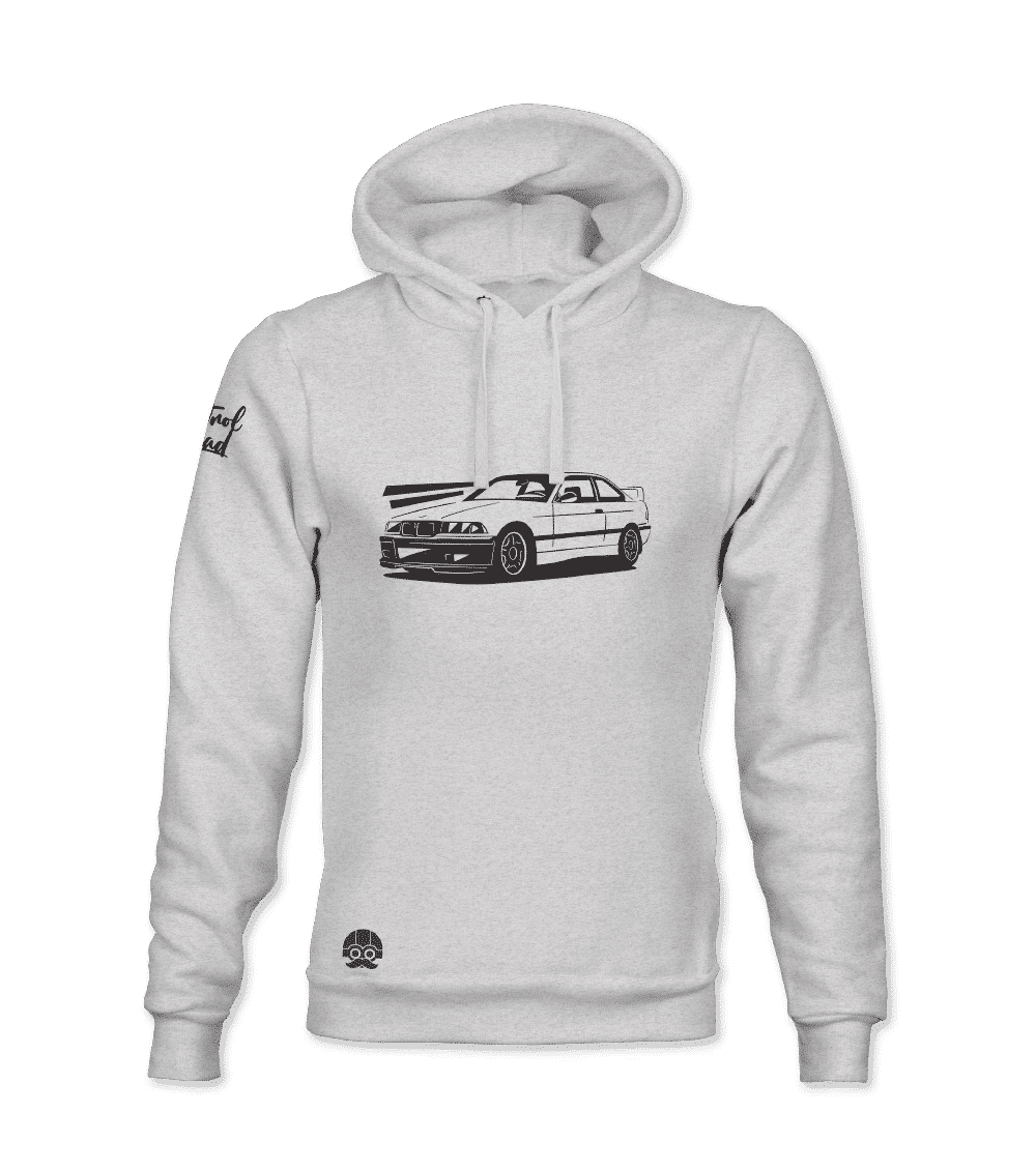 Bluza z kapturem dla faceta na prezent BMW
