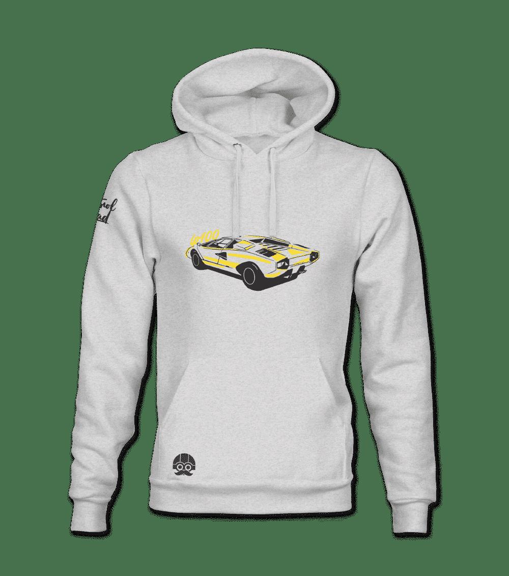 Bluza kangurka z Lamborghini