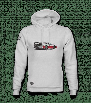 Bluza z kapturem Ferrari F40