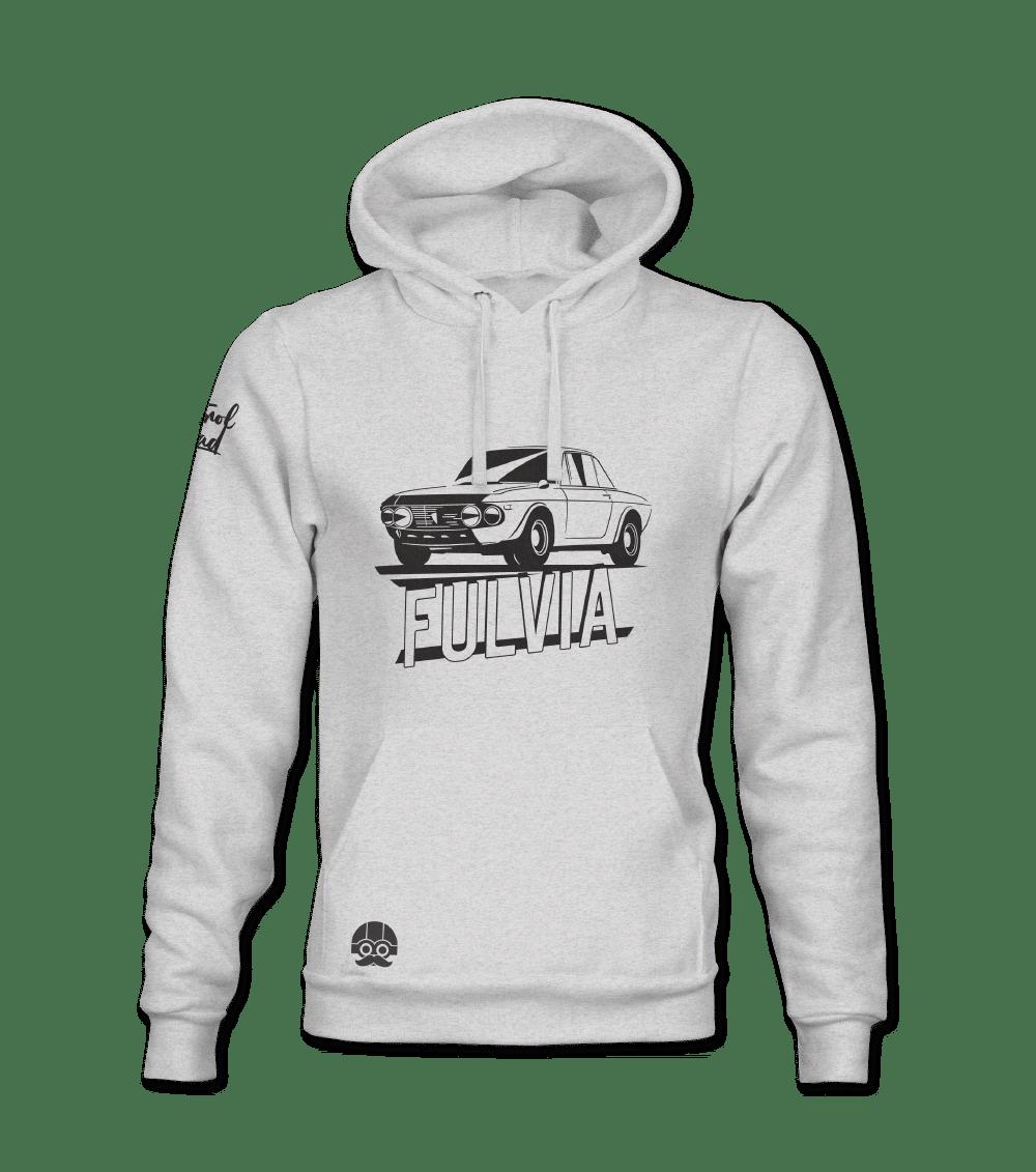 Bluza z kapturem i kieszenią Lancia FULVIA