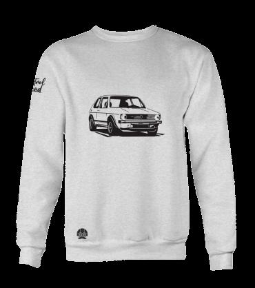 Volkswagen na bluzie