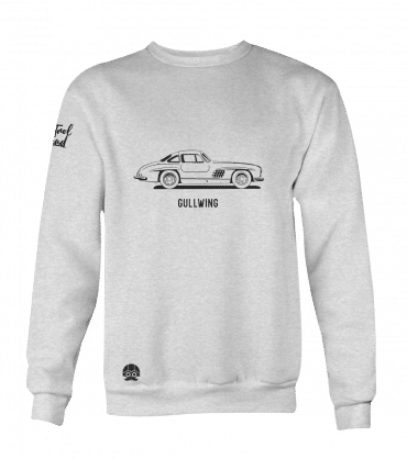 Bluza z samochodem W198 GULLWING