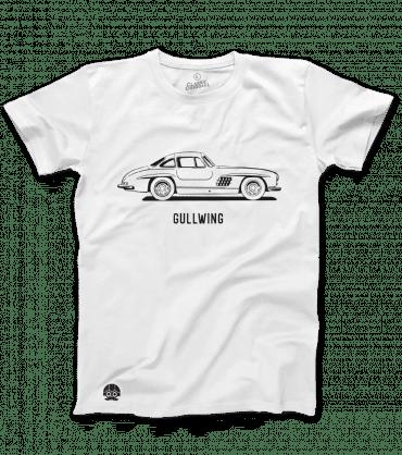 koszulka z mercedesem GULLWING