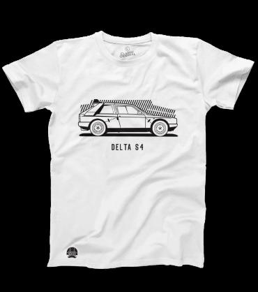 koszulka na prezent dla fanow motoryzacji lancia delta s4