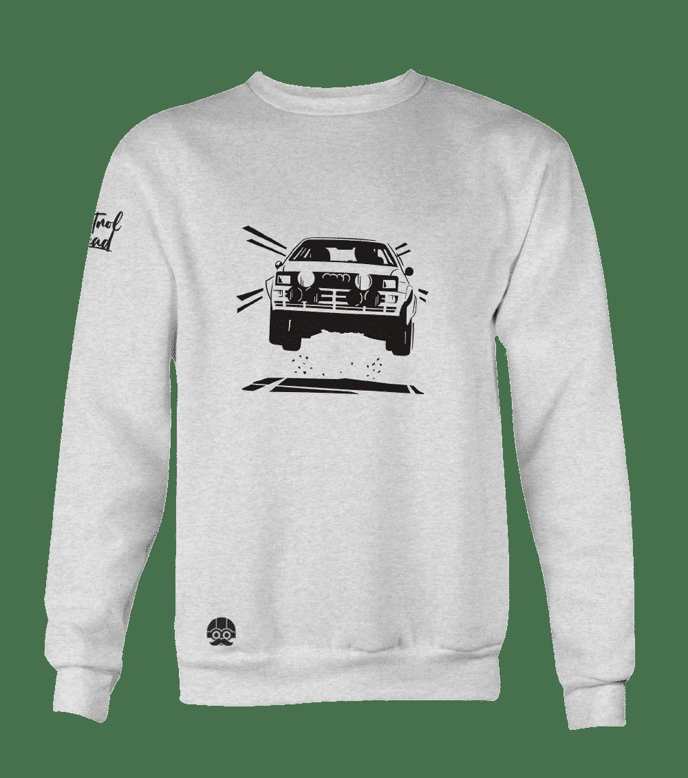 Bluza z klasyczną rajdówką AUDI