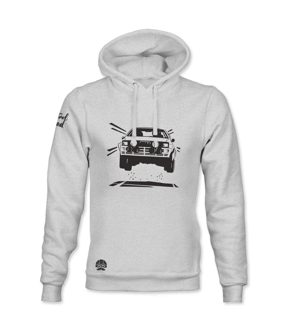 Bluza z Audi Quattro Rally