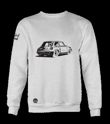 Bluza z samochodem na prezent Renault