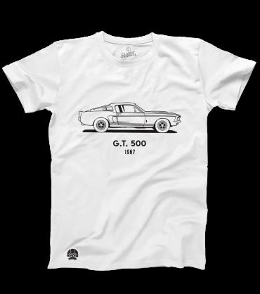 Koszulka Ford Mustang SHELBY GT500